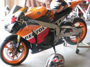2009 Honda CBR 1000RR Repsol Edition