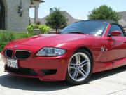 2007 Bmw Z4 BMW Z4 M Roadster Convertible 2-Door
